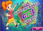 G4K Good-Humored Girl Escape