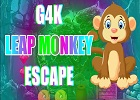 G4K Leap Monkey Escape