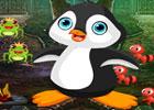 Cute Penguin Rescue