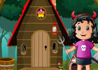 G4K Little Devil Girl Rescue Escape