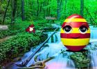 Games2rule Fantasy Easter Egg Forest Escape