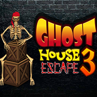 Ghost House Escape 3
