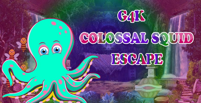 G4K Colossal Squid Escape