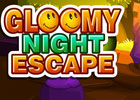 Gloomy Night Escape Walkthrough
