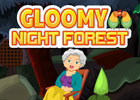 Gloomy Night Forest Walkthrough