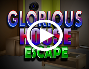 Glorious House Escape Walkthrough