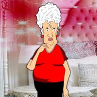 Grandma Winter Holiday Escape