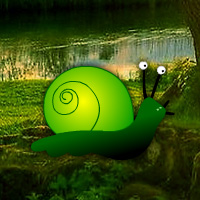 green-snail-forest-escape