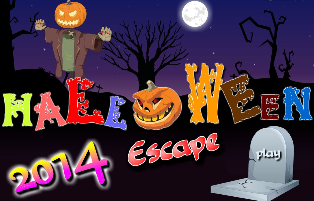 Halloween Escape 2014