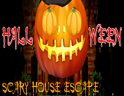 Halloween Scary House Escape