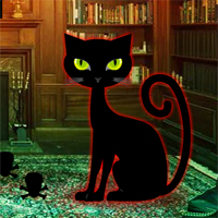 halloween-cat-house-escape