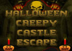 Games2Rule Halloween Creepy Castle Escape