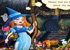 Gelbold Halloween Little Witch