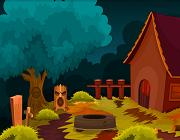 Halloween Pumpkin Scarecrow Escape