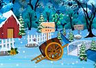 Happy Christmas Snowman Escape