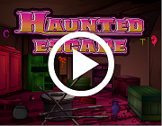 Haunted Escape Walkthrough