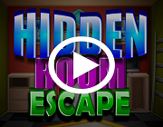 Hidden Room Escape Walkthrough