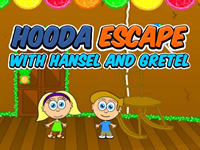 Hooda Escape with Hansel and Gretel