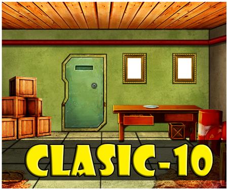 Classic room escape 10