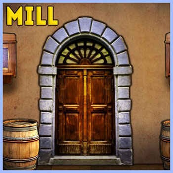 Escape from mill house