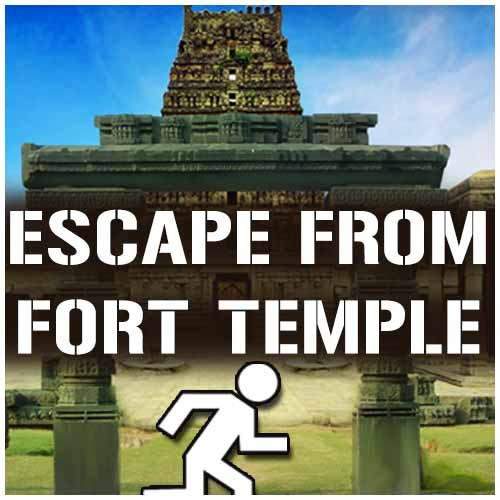 Escape from fort temple Walkthrough