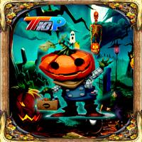 Halloween Find The Pumpkin Man