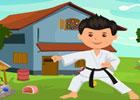 Karate Man Rescue