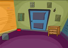 KnfGame Colorful House Escape