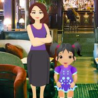 little-girl-restaurant-escape