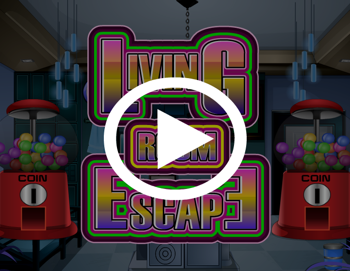 Living Room Escape Walkthrough