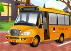 Locked School Bus