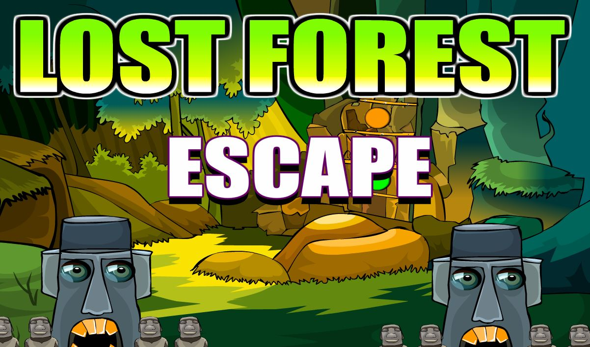 Lost Forest Escape