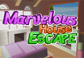 Marvelous House Escape