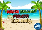 Mirchi Escape Pirate Island Walkthrough