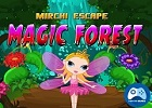 Mirchi Escape Magic Forest Walkthrough