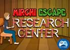 Mirchi Escape Research Center Walkthrough