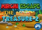 Mirchi Escape The Treasure 2 Walkthrough