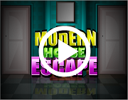 Modern House Escape Walkthrough