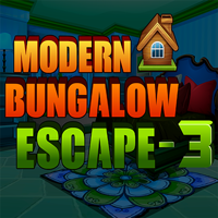 Modern Bungalow Escape 3