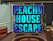 Peachy House escape