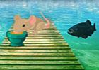 Wow Piranha Lake Escape