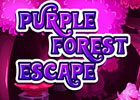Purple Forest Escape