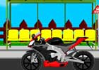 Ajaz Games Red bike escape