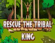 Rescue the tribal king