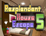 Resplendent House Escape 5