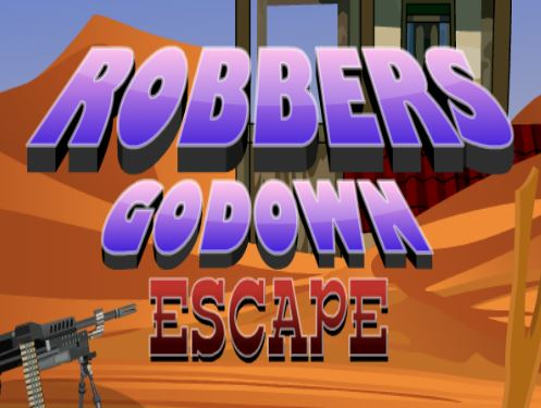 Robbers Godown Escape