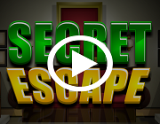 Secret Escape Walkthrough
