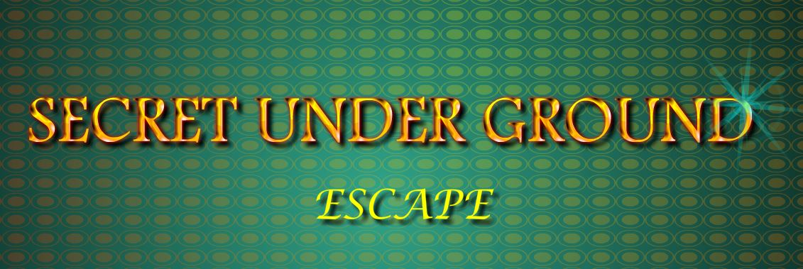 Secret Under Ground Escape