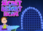 Secret Resort Escape Walkthrough