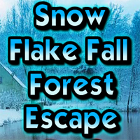 snow-flake-fall-forest-escape